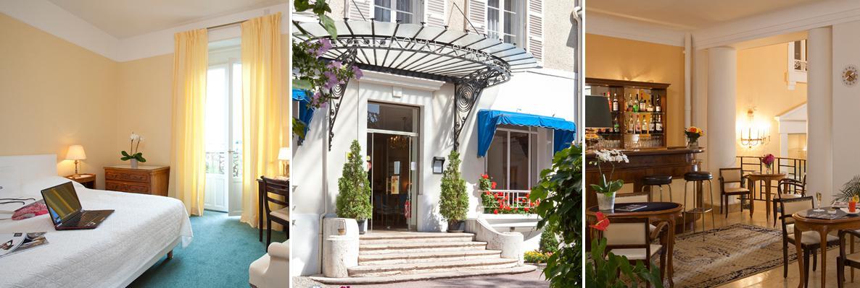 chambre h tel de charme clermont ferrand royal saint mart. Black Bedroom Furniture Sets. Home Design Ideas